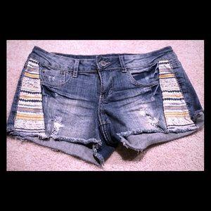 Mossimo Supply Co. Jean Shorts